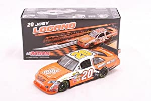 Buy Action Racing Collectibles Joey Logano '09 Home Depot #20 Camry, 1:24 by Action Performance