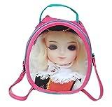 Chalissa Princess Sling-Tiny Backpack (Pink)