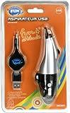 SYBA USB Mini Vacuum Cleaner w/ Retractable Cable