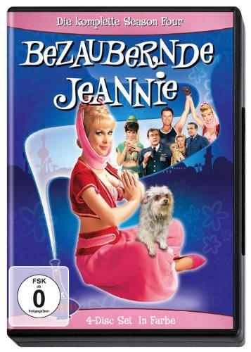 Bezaubernde Jeannie - Season Four [4 DVDs]