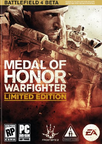 Medal of Honor Warfighter (Limited Edition with Exclusive Case)