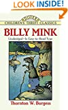 Billy Mink (Dover Children's Thrift Classics)
