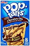 Kelloggs Pop Tarts Chocolate Chip (Pack of 12)