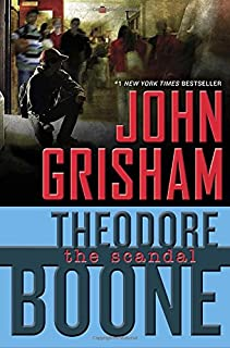 Book Cover: Theodore Boone: The Scandal