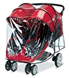 Britax B-Agile Double Stroller Rain Cover by Britax USA