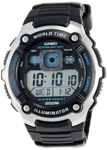 Casio Collection AE-2000W-1AVEF- Orologio da uomo