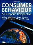 img - for Consumer Behaviour: A European Perspective book / textbook / text book