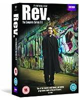 Rev - Series 1-3 [DVD] [2010]