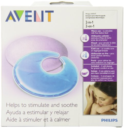 Lowest Prices! Philips AVENT Thermal Gel Pads, 2-Pack