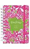 Lilly Pulitzer 2013-2014 Pocket Agenda - Coronado Crab