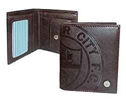 Manchester City F.C. Luxury Lined Wallet 880