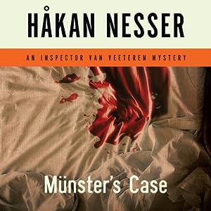 Munster's Case: An Inspector Van Veeteren Mystery | [Håkan Nesser, Laurie Tompson (Translator)]