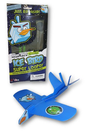 Angry Birds Ice Bird Super Looper