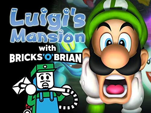 Clip: Luigi's Mansion with Brian Saviano! - Season 1