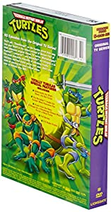 Teenage Mutant Ninja Turtles: Season 4 [DVD] [Region 1] [US Import] [NTSC]