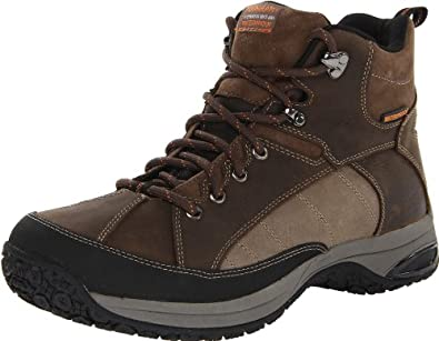 Dunham by New Balance Men's Lawrence Boot,Brown,7 D US