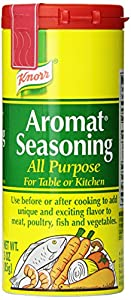 Knorr Aromat Seasoning, 3 Ounce (Pack of 12)