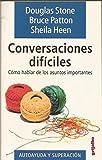 img - for Conversaciones dificiles: Como hablar de los asuntos importantes book / textbook / text book