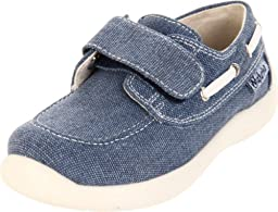 Naturino 7800 Oxford (Toddler/Little Kid),Bleu Washed (9126),23 EU (7-7.5 M US Toddler)