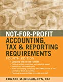 img - for Not-for-Profit Accounting, Tax, and Reporting Requirements book / textbook / text book