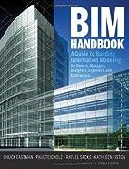 BIM Handbook by Eastman