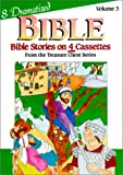 Dramatized Bible Stories: Volume 3, Tapes 9-12