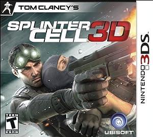 Tom Clancy's Splinter Cell 3D - Nintendo 3DS Standard Edition