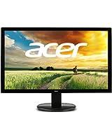 Acer K242HLbid 24インチ 液晶ディスプレイ モニター (非光沢/1920x1080/250cd/100000000:1/5ms/ブラック/ミニD-Sub15ピン・DVI-D24ピン・HDMI)