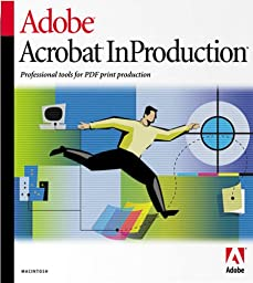 Adobe Acrobat InProduction [Old Version]
