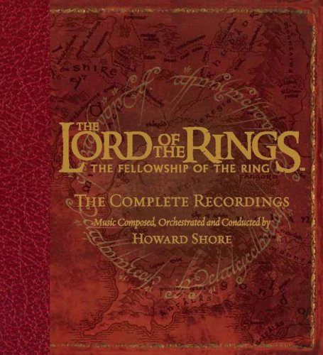 Howard Shore - The Lord of the Rings: The Fellowship of the Ring (The Complete Recordings) [1] - Zortam Music