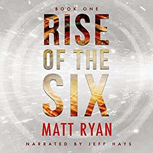Rise of the Six Audiobook