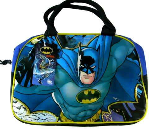 Warner Bros Batman duffle bag - convenient hand bag/ gym bag inspired ...