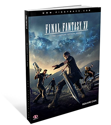 Final Fantasy XV - The Complete Official Guide (Standard Edition)