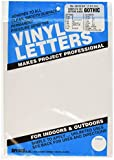 Amazon Com Duro Decal Permanent Adhesive Vinyl Letters