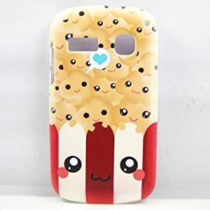 Amazon.com: For Alcatel One Touch Pop C3,New Cute Cartoon Baby Face