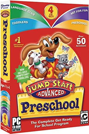 Jumpstart Advanced Preschool V2.0