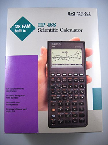 HP 48S - Graphing Calculator