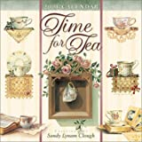 Time for Tea 2001 Calendar (0736904174) by Clough, Sandy Lynam