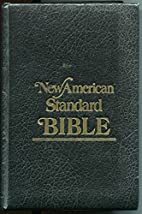New American Standard Bible, Reference…
