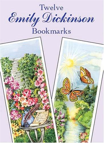 Twelve Emily Dickinson Bookmarks (Dover Bookmarks)
