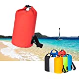LECCER(Azaker)PVC Waterproof Dry Bag For Kayaking, Beach, Rafting, Boating, Hiking, Camping And Fishing By Earth