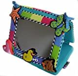 Kids Preferred Amazing Baby Developmental Light-Up Musical Mirror