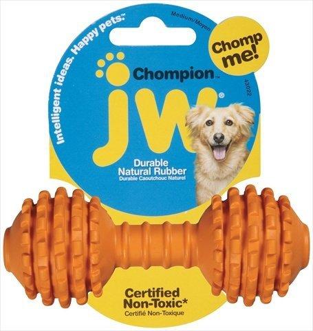 JW Pet Petmate 189129 Chompion Middlewgt Dog Toy