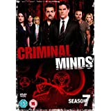 Criminal Minds Season 7 [UK Import]