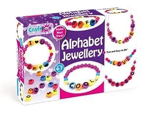 Craft Box Alphabet Jewellery