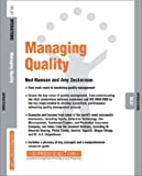 img - for Managing Quality book / textbook / text book
