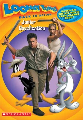 Looney Tunes Back In Action Juniornovelizatio (Looney Tunes)