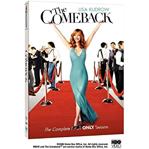 The Comeback - The Complete Only Season movie