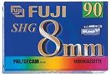 Fuji SHG 90 min Video-8-Kassette