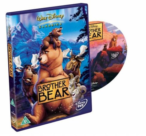 Brother Bear [DVD] [2003]